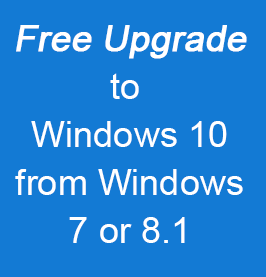Free Windows 10 Operating System- Reserve yours here