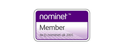 Nominet Agents for around 16 years or so.