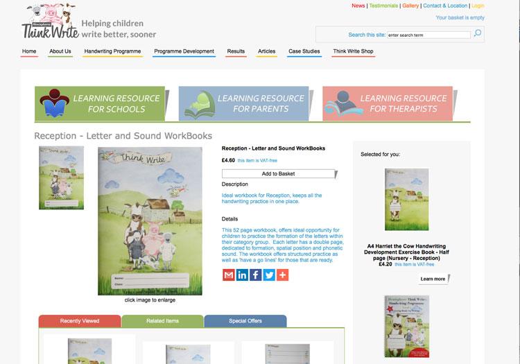 Web and Print Design Project Details | Web Designers Surrey | Web